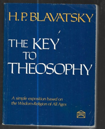 Image for The Key to Theosophy