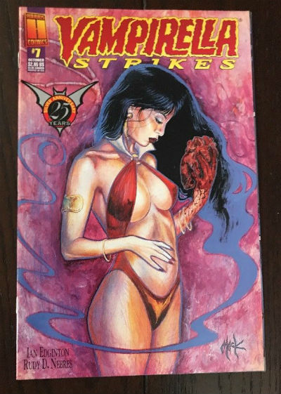 Image for Vampirella Strikes (1996) #7