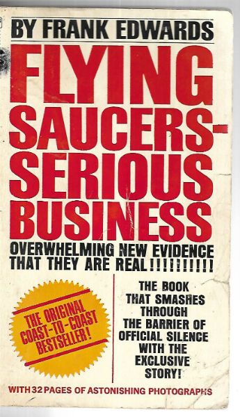 Image for Flying Saucers - Serious Business