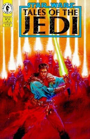STAR WARS: TALES OF THE JEDI #1 of 5 VOLUME 1 |  DARK HORSE
