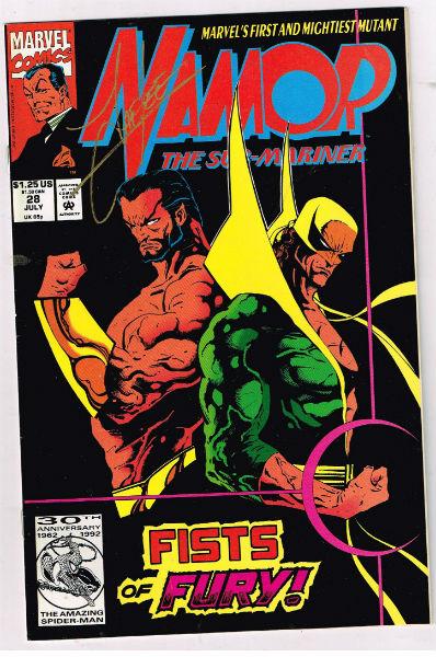 Namor:the Sub-Mariner #28,July,1992,