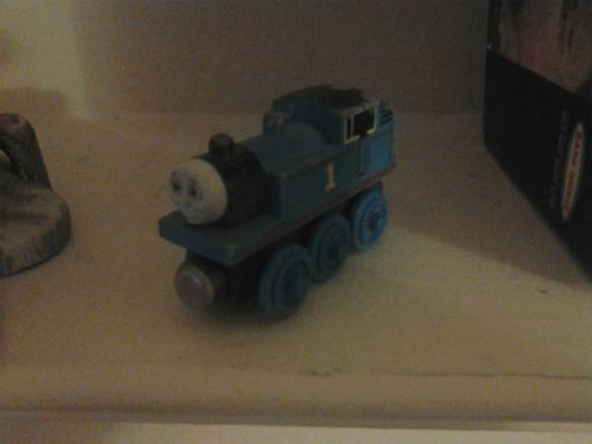 Image for Thomas the  Engine for Thomas the Tank and Brio Compatible Trains Wooden Railway