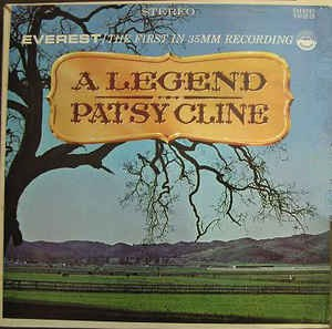 Image for  Patsy Cline ?– A Legend