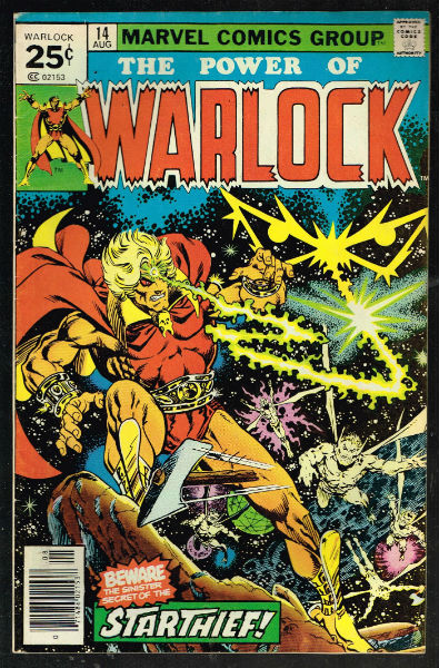 Image for Warlock #14