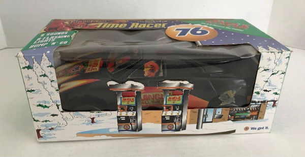 Image for TURBO MAN Time Racer Jingle All The Way Rare MIB In Box UNION 76 Exclusive