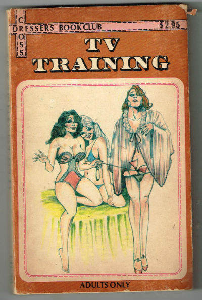 Image for TV Training:crossdressing book club #30