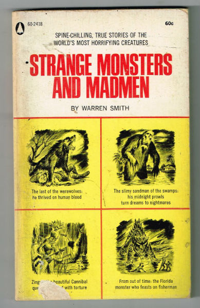 Image for Strange Monsters and Madmen