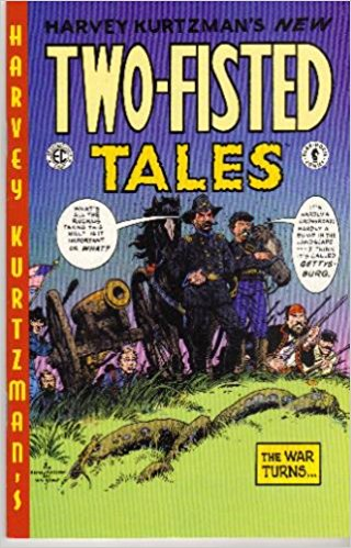 Image for The New Two-Fisted Tales, Book 2 Comics – 1994  by Harvey; Hambrecht, Robert Kurtzman (Author)