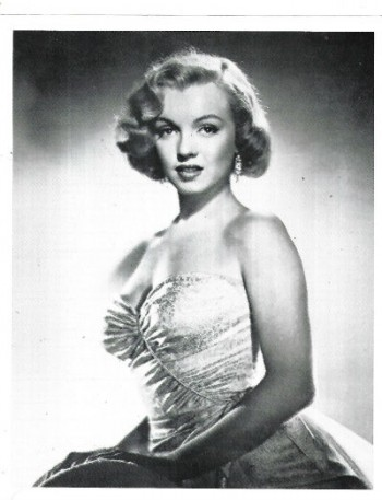 "Image for Hollywood Starlet   Anyone Know who she is? B&W 8"" X 10"""