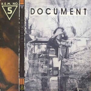 Image for  R.E.M. ?– Document