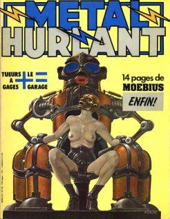 Image for Metal Hurlant #29,#30,#31 (mini)set