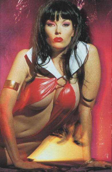 Image for VAMPIRELLA LIVES part 3