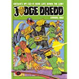 Image for Judge Dredd Annual 1982-signed by Brian Bolland