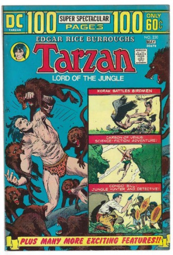 Image for Tarzan #230