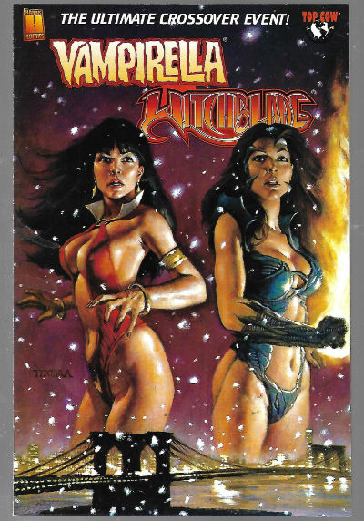 Image for Vampirella Witchblade (2003)