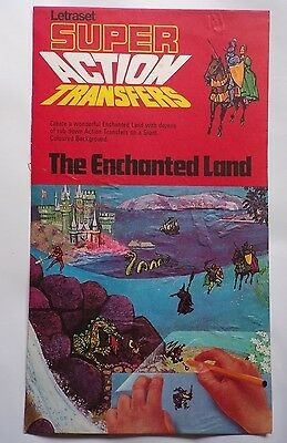 Image for Super action transfers:the Enchanted Land