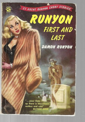 Image for Runyon First And Las