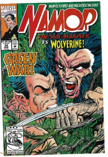 Image for Namor #24