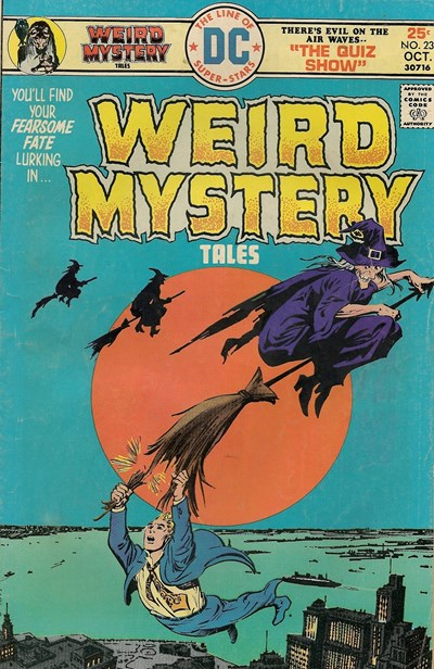 Image for WEIRD MYSTERY TALES #23   VOLUME 1 |  DC
