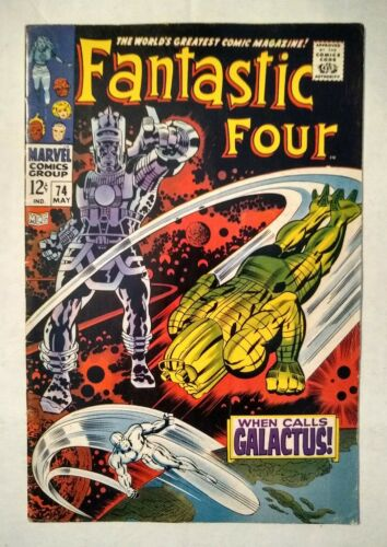 Image for Fantastic Four #74