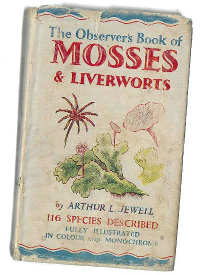 Image for The Observer's book of Mosses and Liverworts