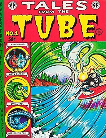 Image for Tales from the Tube #1 (2nd) VF ; Print Mint comic book